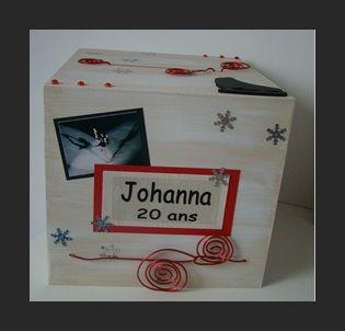 urne d 39 anniversaire artisanale tous les messages sur urne d 39 anniversaire artisanale l. Black Bedroom Furniture Sets. Home Design Ideas