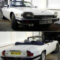 JAGUAR - XJS V12 5.3L cabriolet - 1988