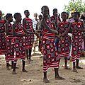 Danse des jeunes filles