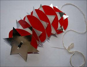 Guirlandes les cahiers de jos phine - Mobile noel maternelle ...