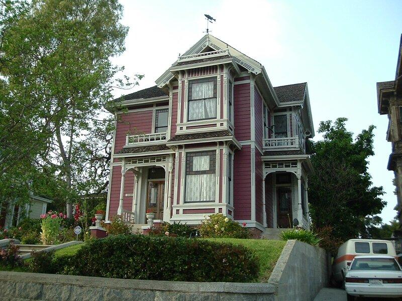 la maison de CHARMED
