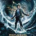 Percy jackson (les films 1 et 2)