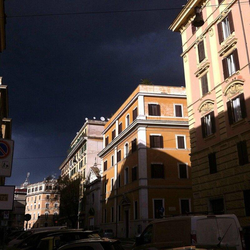 Roma mars 2016