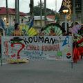 Le carnaval, dimanche 11 janvier