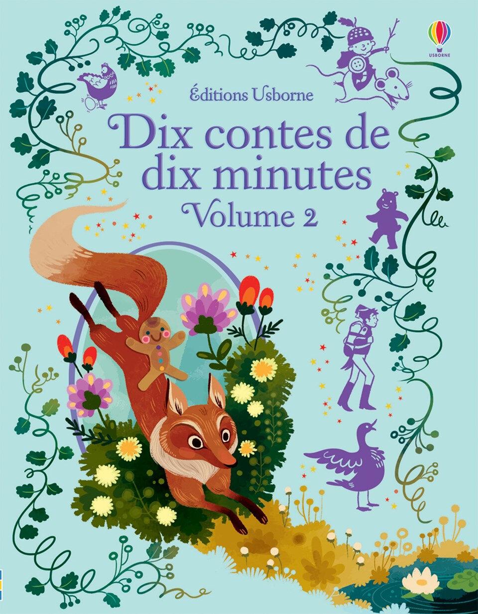 Dix contes de dix minutes Volume 2