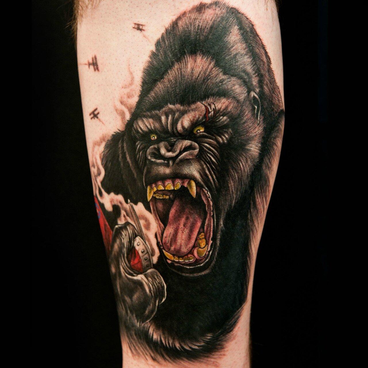 Populaire TV] Ink Master, le meilleur tatoueur sur numéro 23 - Celle qui  AU59