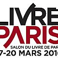 Le salon du livre de paris en mode touriste