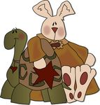 Bunny_with_Turtle