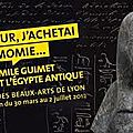 Emile Guimet et l'gyptologie