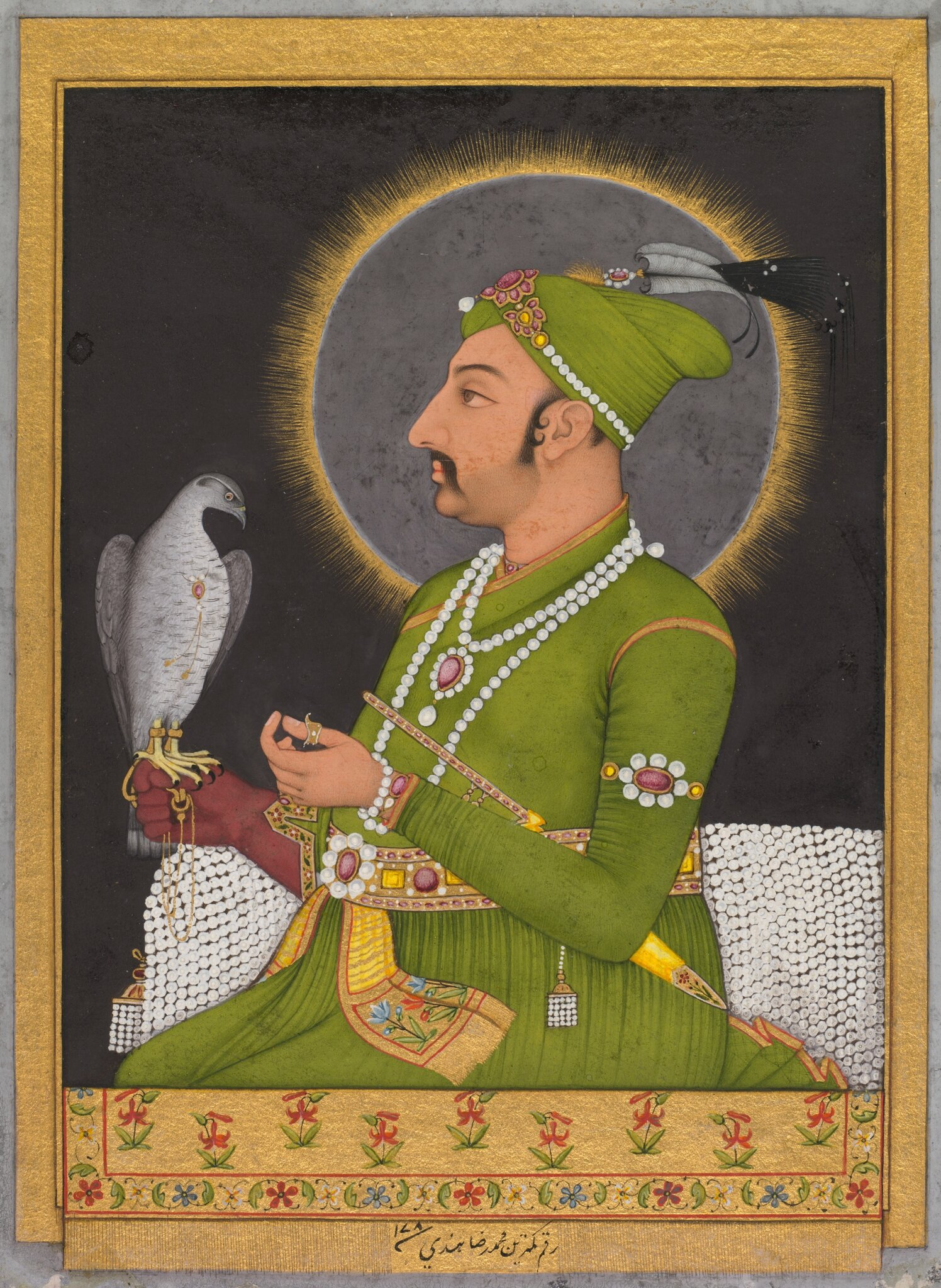 Centennial exhibition celebrates landmark acquisition of Benkaim collection of imperial Mughal paintings