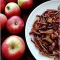 Pelures de pomme