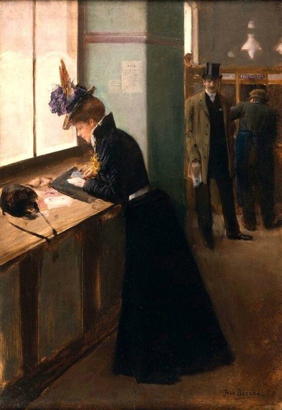 jean beraud at the telegraph 9