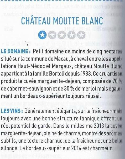Guide Bettane Desseauve Mgx 13 présent propriété