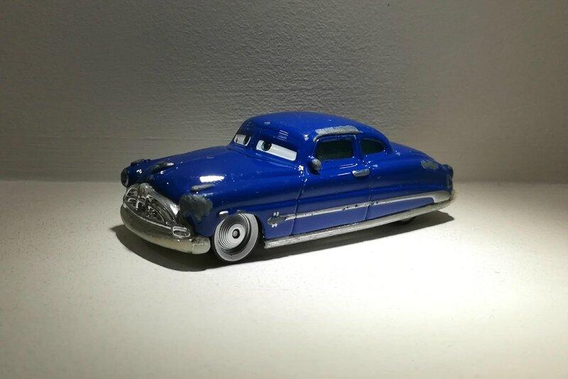 Doc (Cars Mattel)