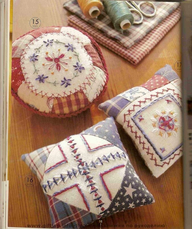 COUSSIN EPINGLES 8