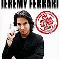 Jeremy ferrari - allelujah bordel