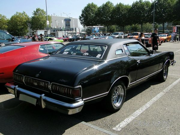 mercury cougar xr7 1974 4