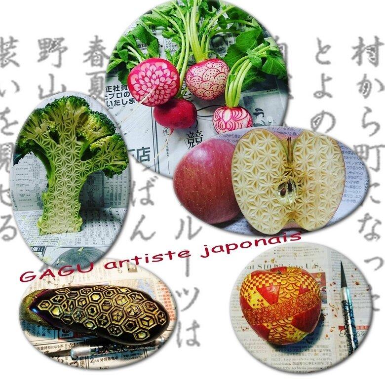 Gagu artiste japonais