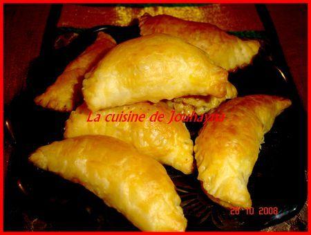 Chaussons photo de mes photos des recettes la cuisine for La cuisine de a a z