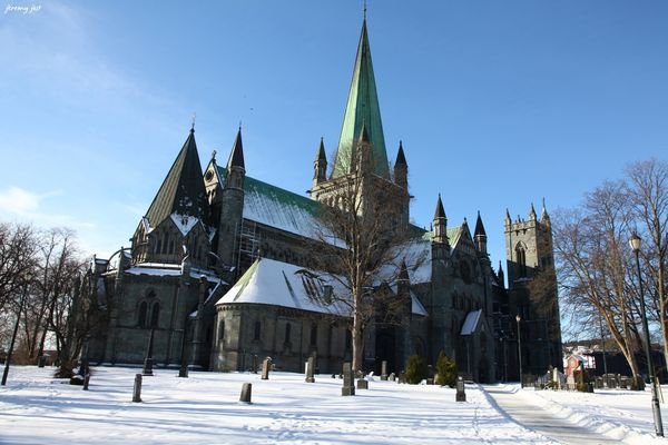 cathedrale trondheim