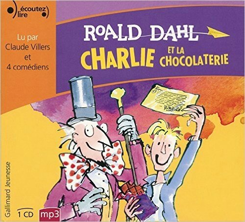 Charlie et la chocolaterie audio