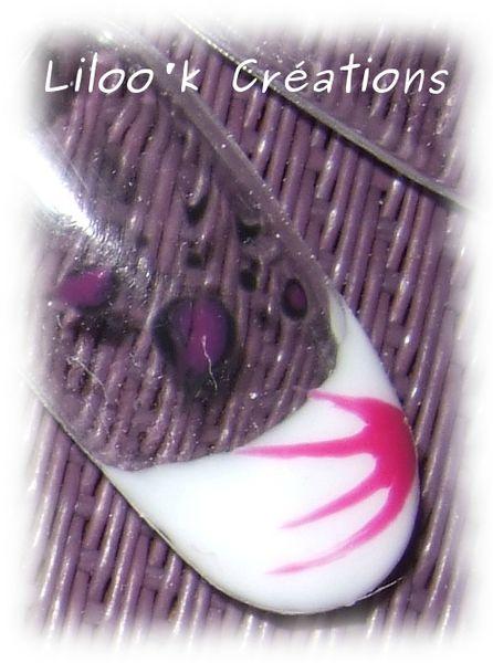 014 - french + décor rose noir violet 1