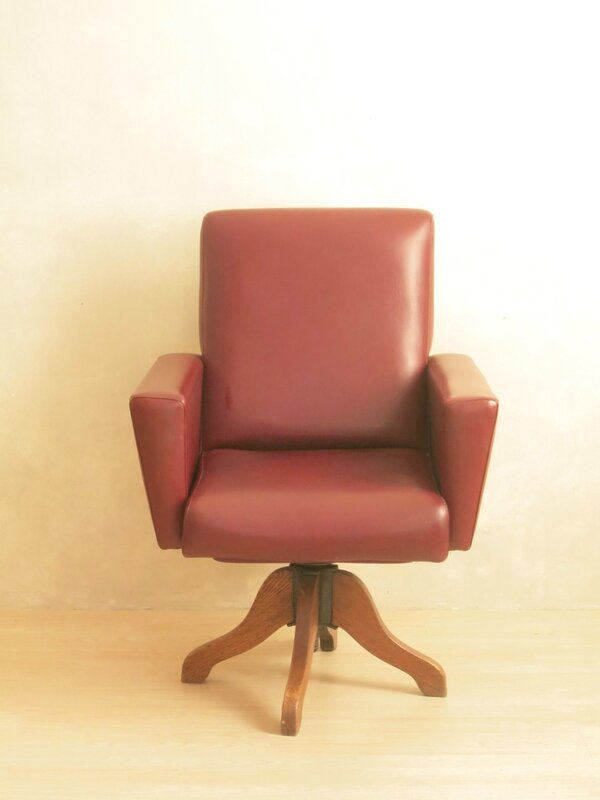 Fauteuil club cook 1