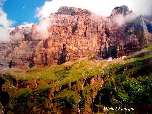 1753) cascade du Fer à Cheval