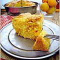 Cake abricot amaretto