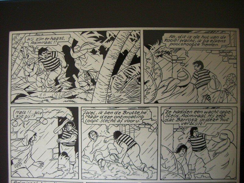 Het Wonderschip (1949) planche 28 (1)