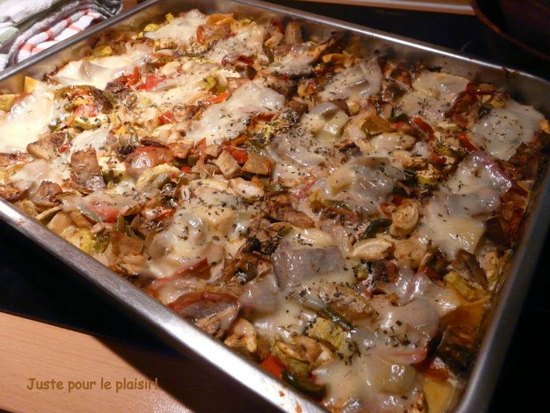 lasagnes de ratatouille confite recette la cuisine j 39 adore juste pour le plaisir. Black Bedroom Furniture Sets. Home Design Ideas