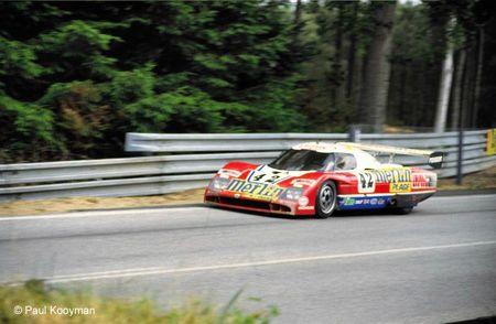 23 - 1985 - Le Mans WM P 85 (WM Peugeot) n°42