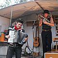 SPECTACLE RONAN RONAN et Plume prise à l'accordéon