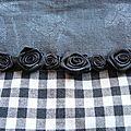 Le petit galon de roses...