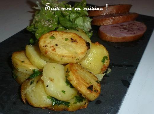 Pommes de terre à la Salardaise 5