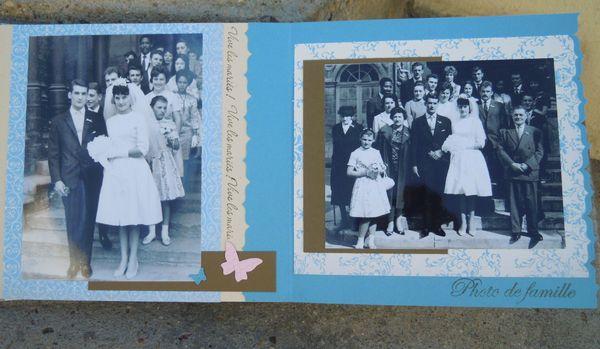 50 ans de mariage les passions de claire for Robes formelles pour 50e anniversaire de mariage