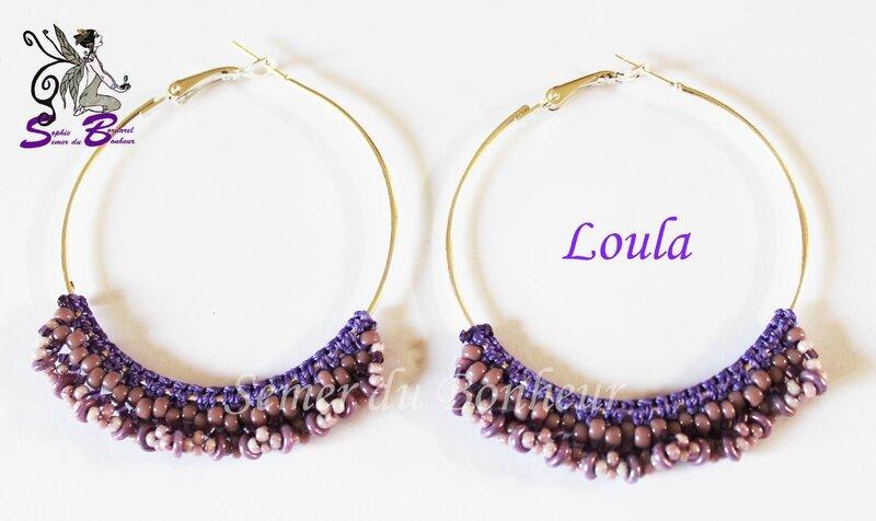 créoles pour Loula