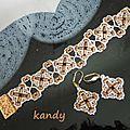 Bracelet rulacruse de mu, avec ses boucles