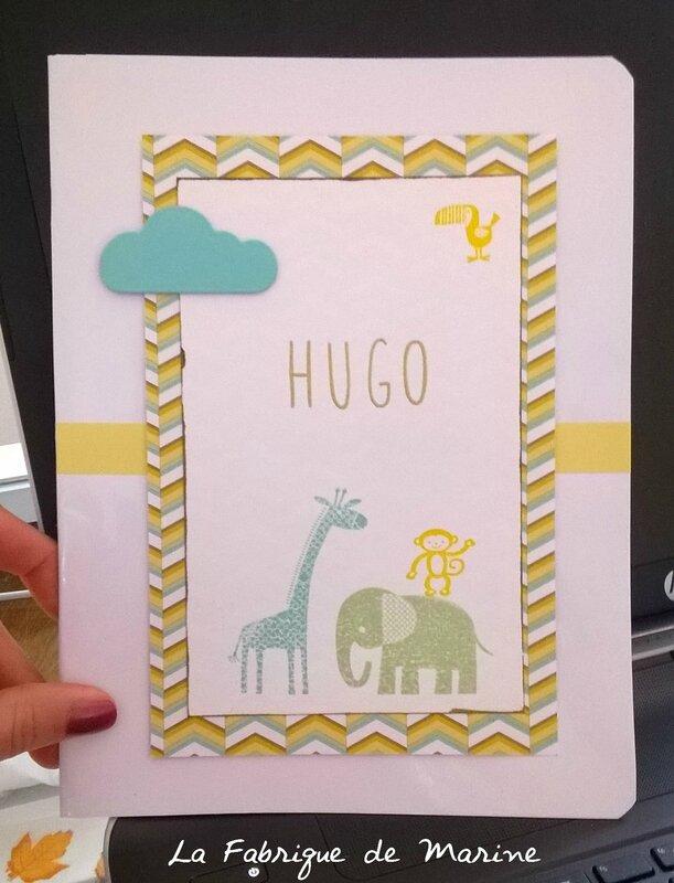 Cahier Hugo