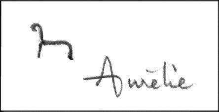 Le banc d'Aurélie A.