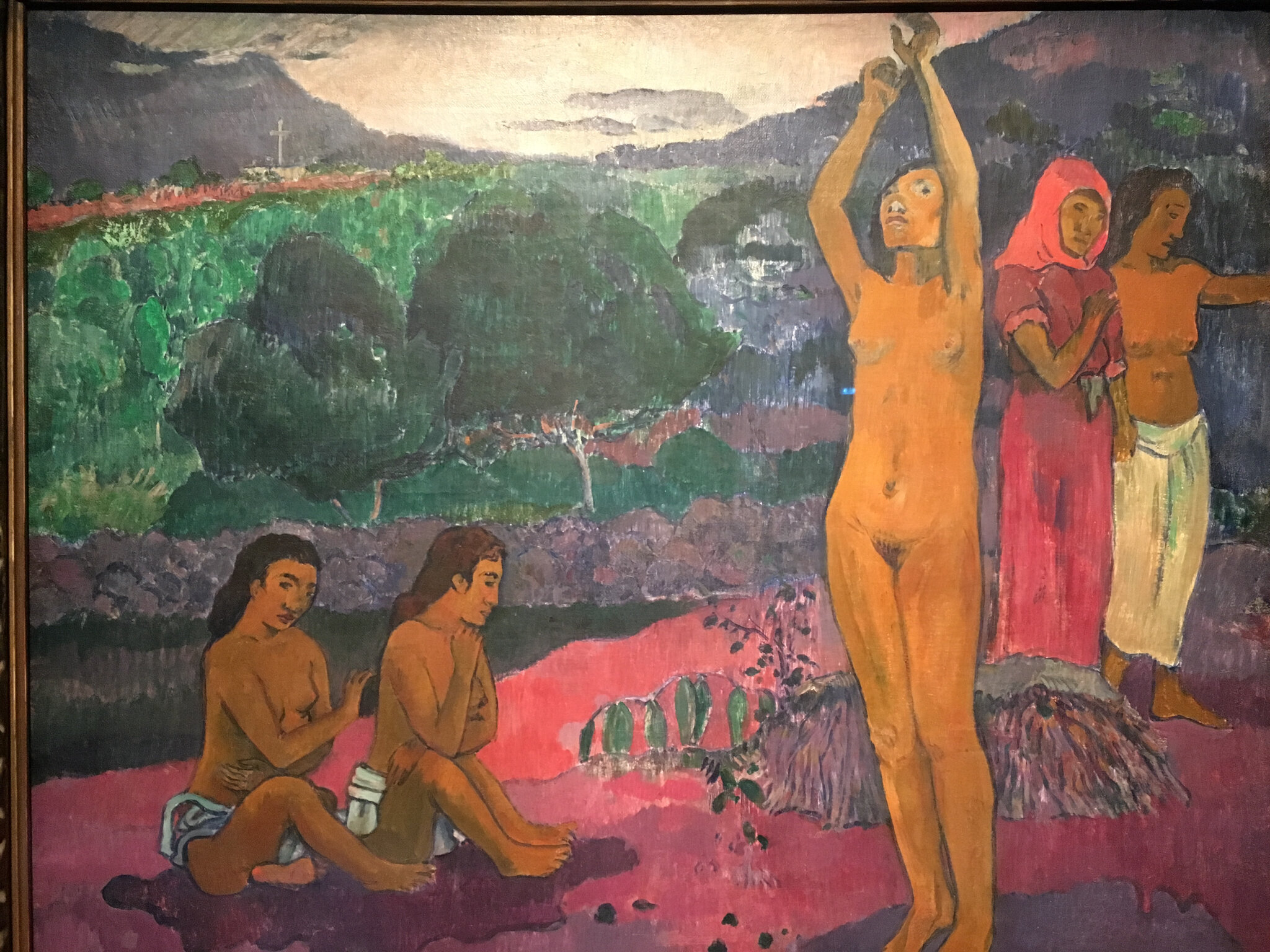 Gauguin l'inclassable