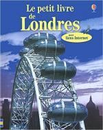 Le petit livre de Londres couv