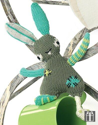 Gut gemocht Doudou lapin et tricot pour bébé : modèles gratuits - La Malle aux  PG89
