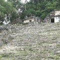 Bonampak - Building 8, 7, 6