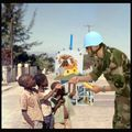 Haïti :peacekeepers in action