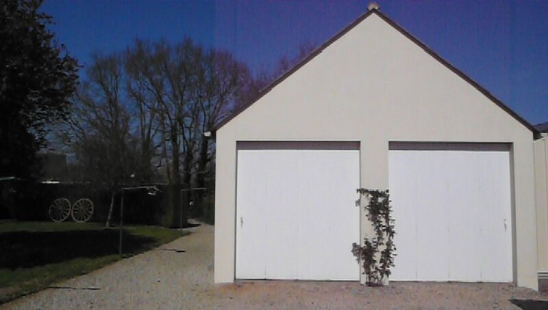Garage en parpaings de 54 m2 photo de maison photos - Garage en parpaing de 20m2 ...