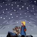 Le petit prince...