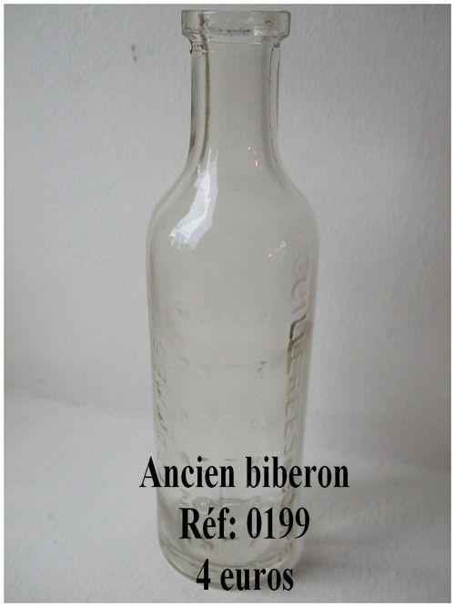 ancien biberon