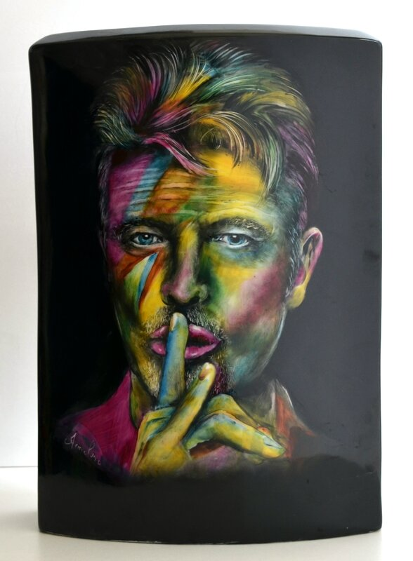 Pièce David Bowie 2