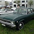 Chevrolet chevy ii nova 4door sedan-1968